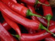 Red chilli | Vegetable name in English-Hindi