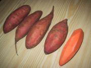 sweet potato | Vegetable name in English-Hindi