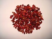 dry pomegranate seeds