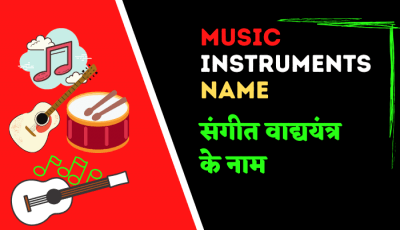 Musical Instruments name